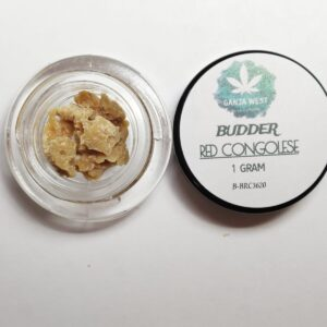 red congolese budder