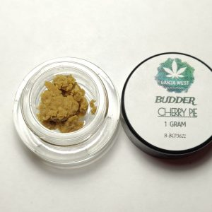 cherry pie budder