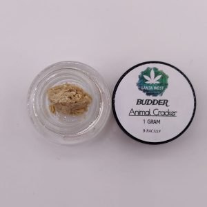 animal cracker budder