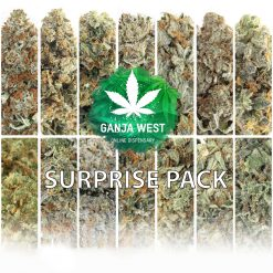 Buy GanjaWest Surprise Pack Online